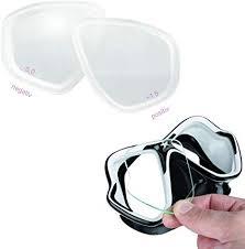 Prescription Mask Lenses